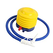 MagiDeal Quality Balloons Balls Swim Ring Inflator Foot Air Pump Party Event Supplies