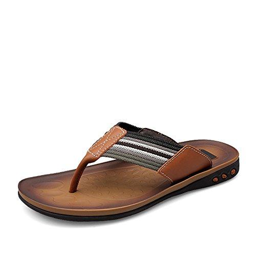 Infradito Scarpe Cachi Classico Sandalo Uomo da con da Cricket Infradito Infradito xa1YY6Bn