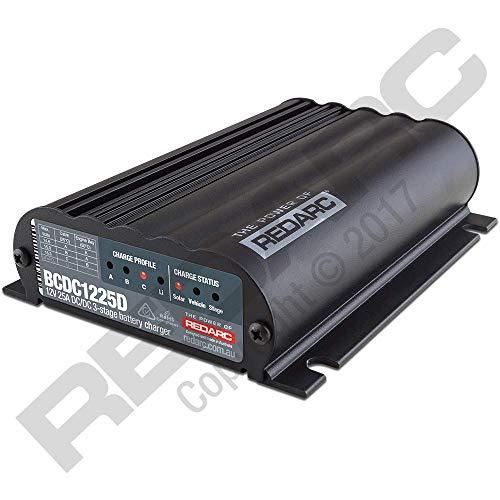 Price comparison product image REDARC BCDC1225D Dc-Dc Charger 12V25a Out