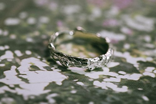 Silver Delicate Twig Ring,knuckle Ring,midi Ring,pinky Ring,bridesmaid Gift,stack Ring
