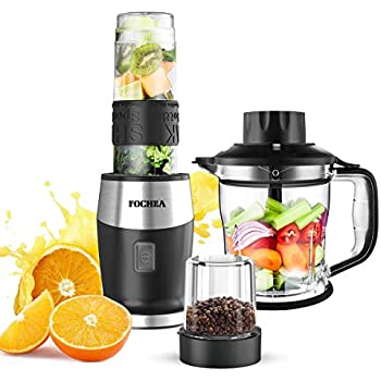 Amazon.com: Smoothies Blender/Smoothies Bottle, FOCHEA ...