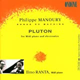 Philippe Manoury: Pluton (1988), for Midi Piano & Electronics (from the