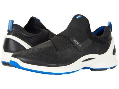 ECCO(エコー) メンズ 男性用 シューズ 靴 スニーカー 運動靴 Biom Fjuel Band - Black/Black [並行輸入品] B07BLTG1N1
