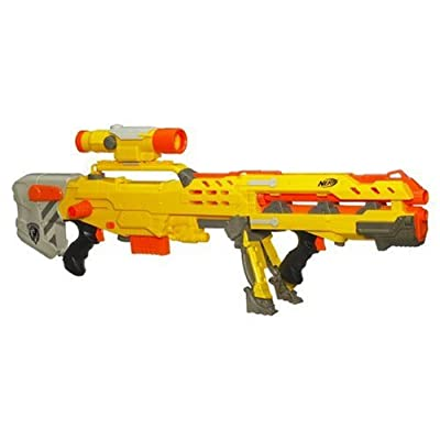 Nerf N-Strike Longshot CS-6(Discontinued by manufacturer): Toys & Games
