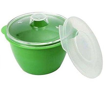 Dexam - Recipiente para microondas (0, 2 L, policarbonato y ...