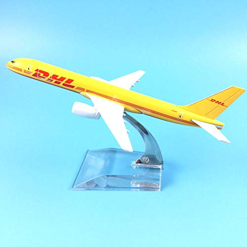 Marreto 16Cm Airlines Boeing 777 DHL Argentinas Aircraft Model Model Plane Simulation 16 Alloy Christmas Toys Gift Kids