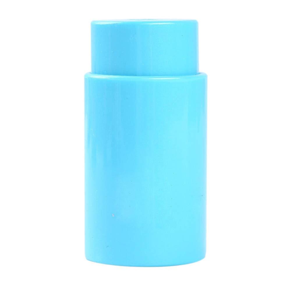 Sevenfly Drink Punch Mini Wasserbohrer Flaschen/öffner Cover Loch/öffner F/ür Stroh Blau