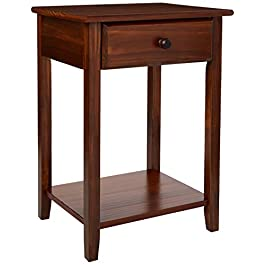 Casual Home Owl Night Stand