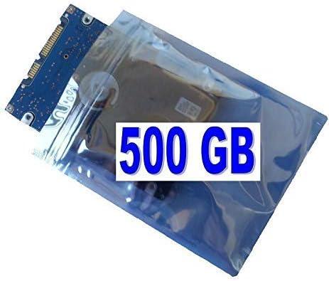 500GB Festplatte alternatives Zubeh/ör passend f/ür Lenovo IdeaPad S510p