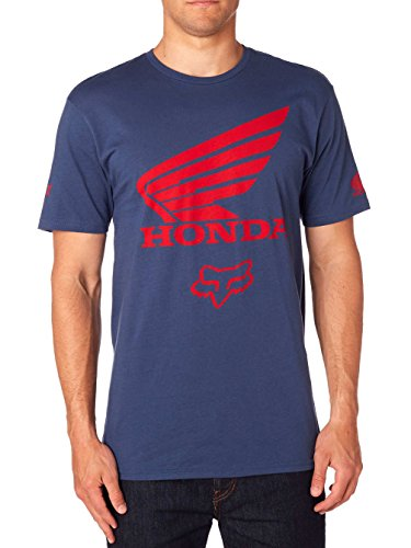 Fox Racing Honda Premium T-Shirt-Light (Honda Racing Shirts)