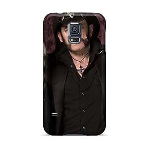 TimeaJoyce Samsung Galaxy S5 Protective Hard Cell-phone Case Unique Design HD Ensiferum Band Skin [cuc13403ClVz]