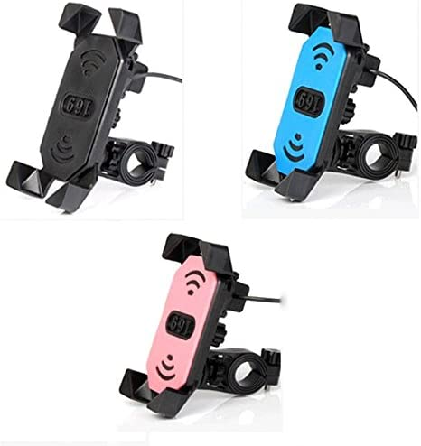 Zantec Soporte de teléfono GPS con cargador USB para aplicación ...