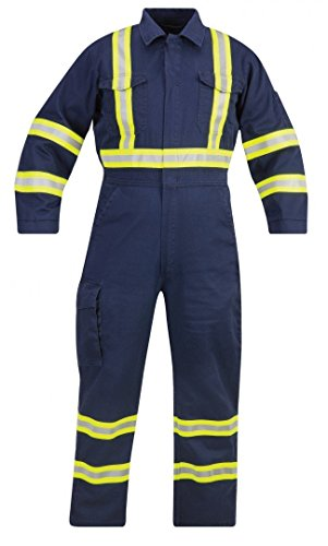 Propper Men's Reflective Industrial Coverall (5XL)