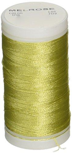 Iris Melrose Thread, 600-Yard, Spun Gold