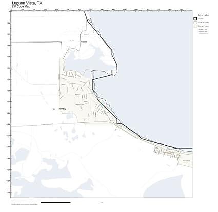 Amazon.com: ZIP Code Wall Map of Laguna Vista, TX ZIP Code ... on map of la vernia tx, map of ingleside tx, map of pleasanton tx, map of st hedwig tx, map of george west tx, map of lufkin tx, map of la feria tx, map of raymondville tx, map of gun barrel city tx, map of humble tx, map of camp wood tx, map of uvalde tx, map of rio grande city tx, map of leakey tx, map of groves tx, map of katy tx, map of rocksprings tx, map of henderson tx, map of harlingen tx, map of lindale tx,