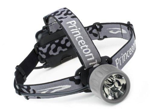 Princeton Tec Yukon HL 3 LED Hybrid Headlamp (Black) ()