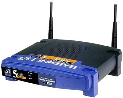 Cisco-Linksys WAP54A Wireless 802.11a Access Point