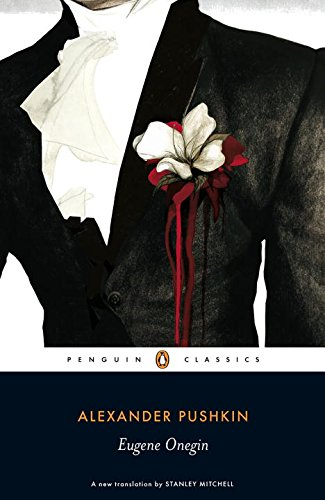 Book cover for Eugene Onegin