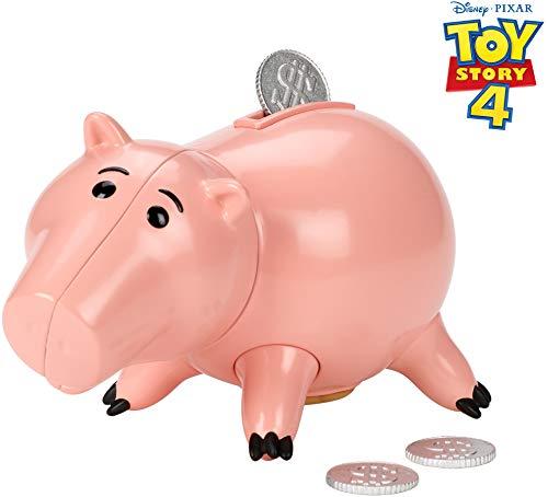 Disney Pixar Toy Story Hamm Figure, 3.5