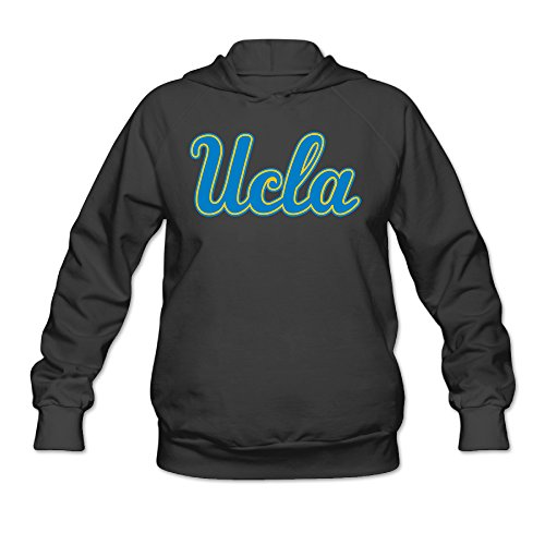 CYANY University Of California Los Angeles UCLA Women's Best Hoodies Sweater XLBlack