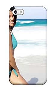 Awesome Rihanna Flip Case With Fashion Design For Iphone 5/5s