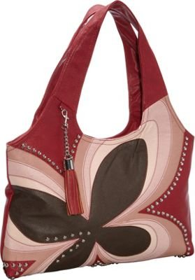 donna-bella-designs-flutter-shoulder-bag-black-red