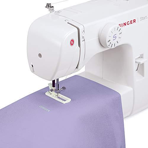 Singer 1306 Start Sewing Machine, White, 35 x 18 x 29 cm