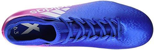 Blue de X FG Botas Pink para shock Hombre Fútbol 3 white 16 Adidas OxUwqdXzX