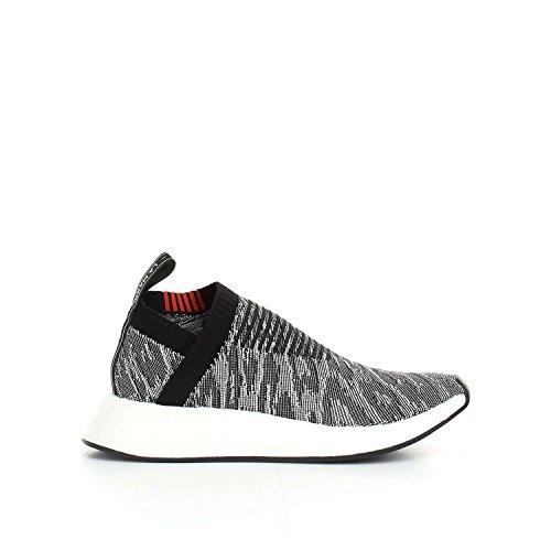 adidas Nmd_cs2 Pk, Zapatillas de Deporte para Hombre Negro (Negbas / Negbas / Cosfut)