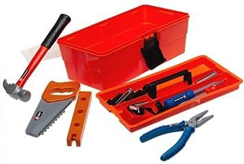 Home Depot 18 Piece Tool Box