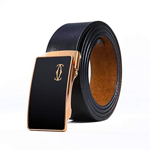 - Italian Cow Leather Belt Provides Unbelievable Adjustable Range from 10