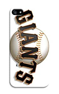 LarryToliver Customizable Baseball San Francisco Giants For SamSung Galaxy S5 Phone Case Cover Hard Case