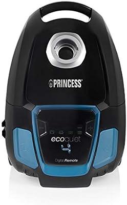 Princess EcoQuiet 335010 - Aspirador muy silencioso, 62 decibelios ...