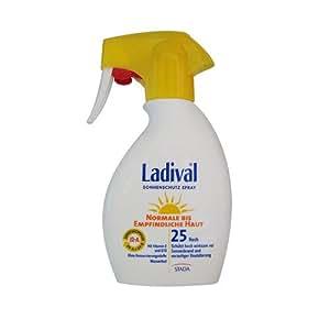 Ladival Normal hasta Rec. Piel Protector solar Spray LSF 25, 20