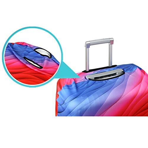 Ulofpc Con Viaggio 18 Di Viaggio Protezione Copri Misura Pollici 32 Cerniera Valigia Color11 Da 4Bw4nxFCgq