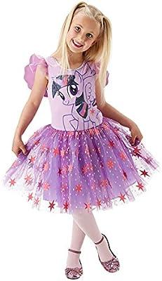 My Little Pony - Disfraz de Twilight Sparkle para niña, infantil ...
