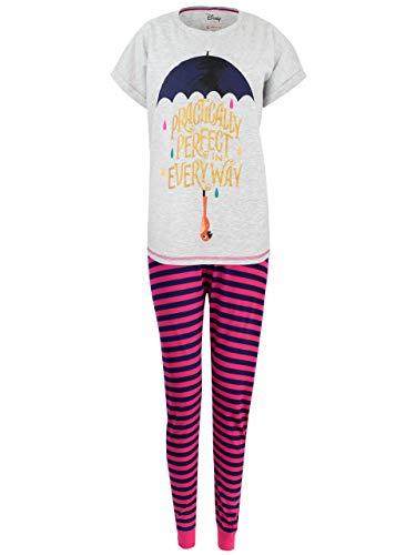 (Disney Womens' Mary Poppins Pajamas Size X-Large)