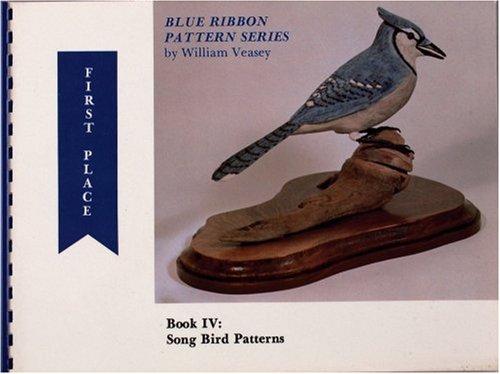 Blue Ribbon Pattern Series: Song Bird Patterns