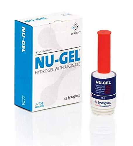 Nu-Gel Hydrogel with Alginate, 15 g