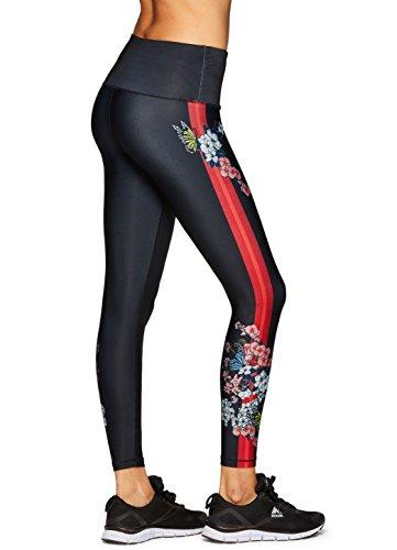 RBX Active Women's Yoga Pilates Workout Leggings Black L
