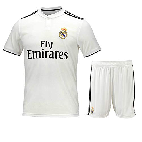 Custom Soccer Jersey & Shorts Club Team (Home and Away) 2018-2019 New Season Personalized Soccer Jersey Kits for Kids Adult Youth Boys Multiple Clubs Any Name and Number Custom Football Jersey -