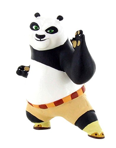 Kung Fu Panda Mini Figure Po Defense 8 cm Comansi figures