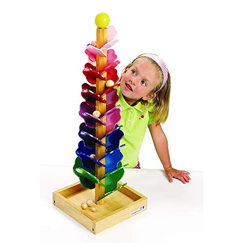 Excellerations Singing Tree Marble Run Interactive Learning Toy for Kids Classroom Toy ()