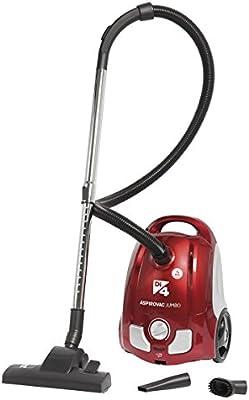 Di4 Aspirovac Jumbo Aspirador con bolsa 3,5 L, 800 W, 75 ...