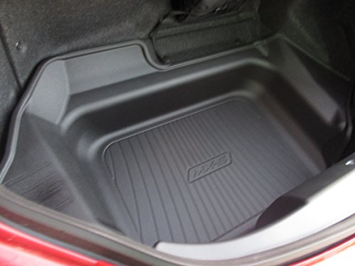 New OEM Mazda MX-5 Miata 2016 black rubber cargo tray 0000-8B-D31 (Mazda Miata Trunk)