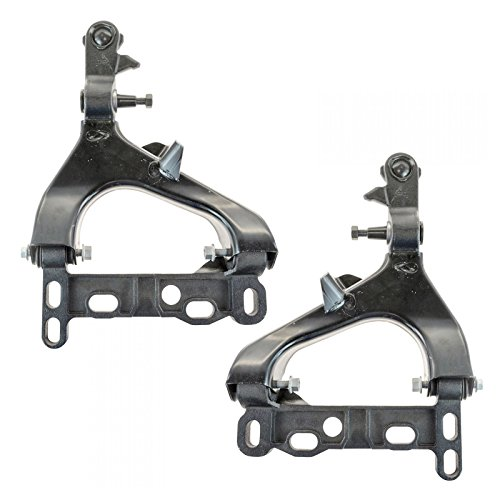 Front Lower Control Arm with Ball Joint & Bracket Pair Set of 2 for GM Saab SUV