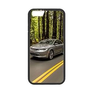 Chrysler iPhone 6 4.7 Inch Cell Phone Case Black GF7196868