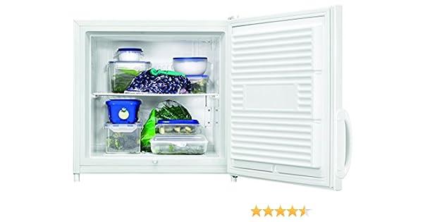 Zanussi ZFX51400WA - Congelador (Vertical, Independiente, Color blanco, 50L, SN, ST, T, No, 40 Db): Amazon.es: Salud y cuidado personal