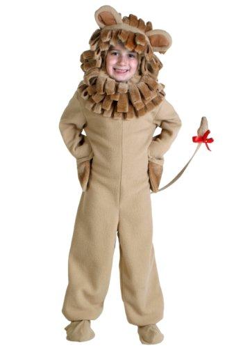Big Boys' Lion Costume Small (4-6)