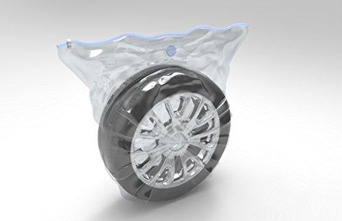 Vacuum Sealed Tire Storage Bag - Set of 4